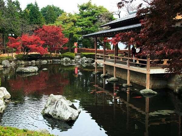 養浩館庭園(福井藩松平氏別邸)