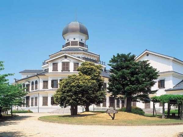 龍翔館(三国町郷土歴史博物館)