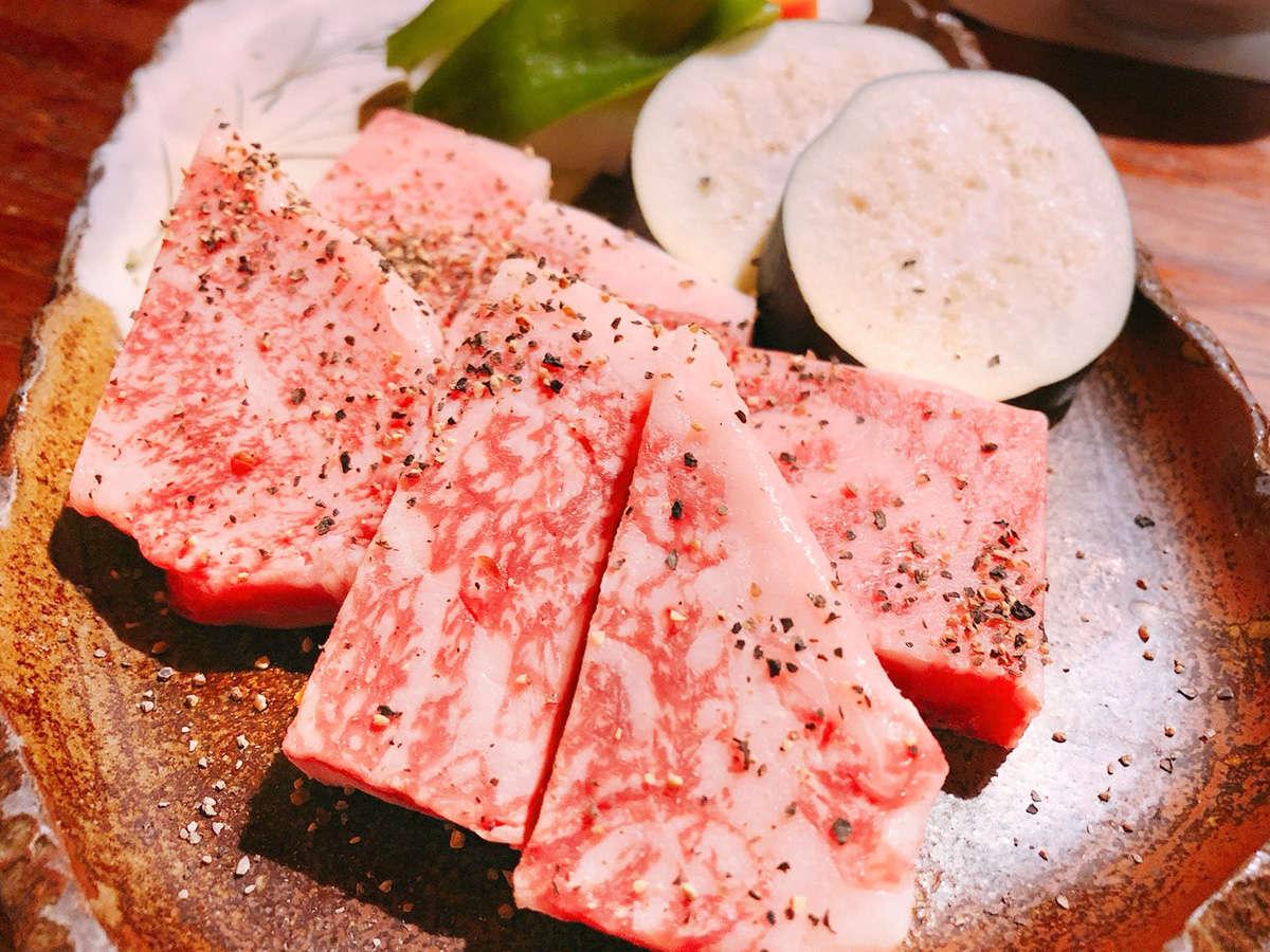 【地元九州名物】阿蘇牛のステーキ