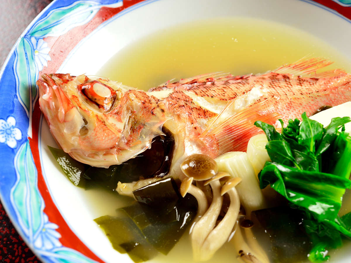 *夕食一例/別注料理