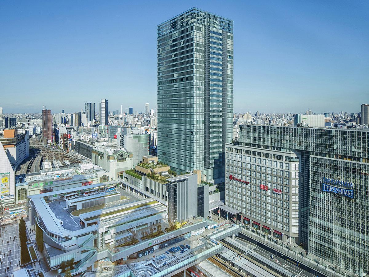 JR新宿駅やバスタ新宿も徒歩3分です