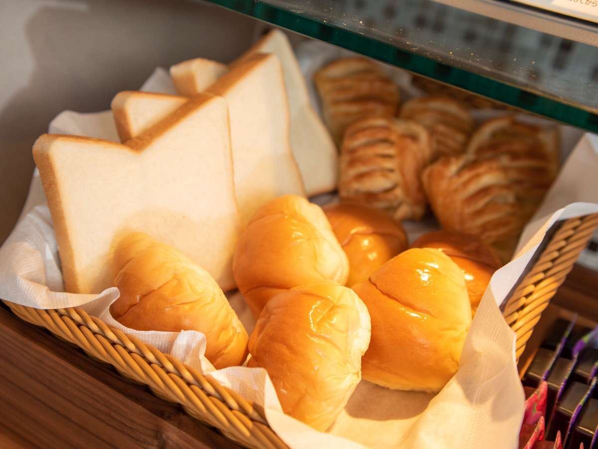 パン派のあなたも大満足♪