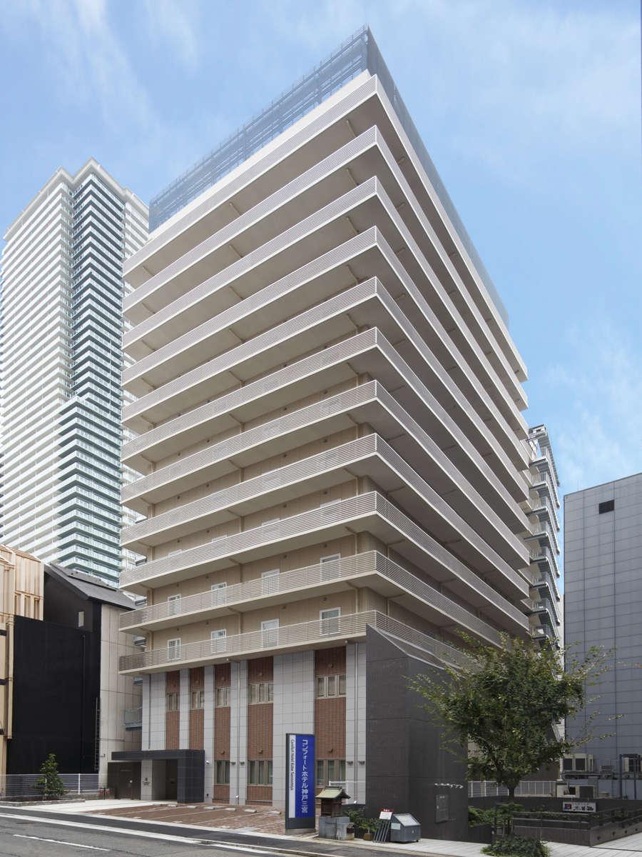 ◆阪神・阪急電鉄「神戸三宮」駅より徒歩約4分◆JR「三ノ宮駅」より徒歩約5分◆