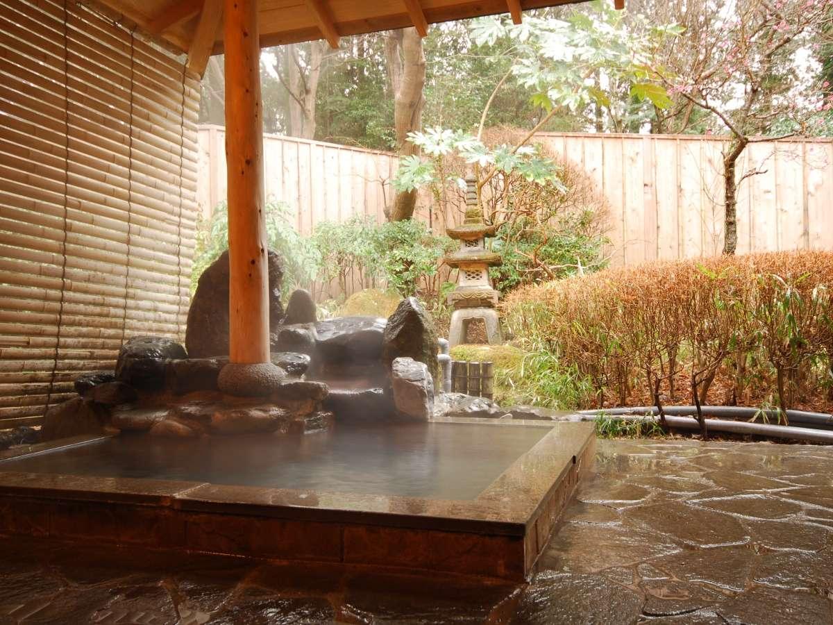 大箱根一の湯露天風呂
