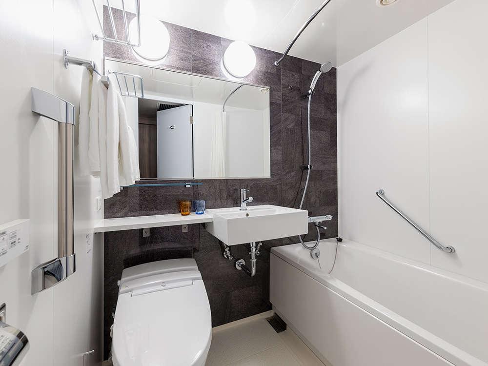 【風呂】バスルーム・バスルームはユニットバスをご用意しております。