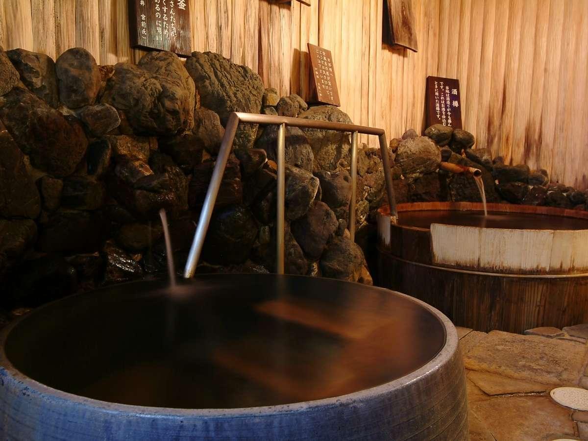 天橋立温泉は美人の湯。
