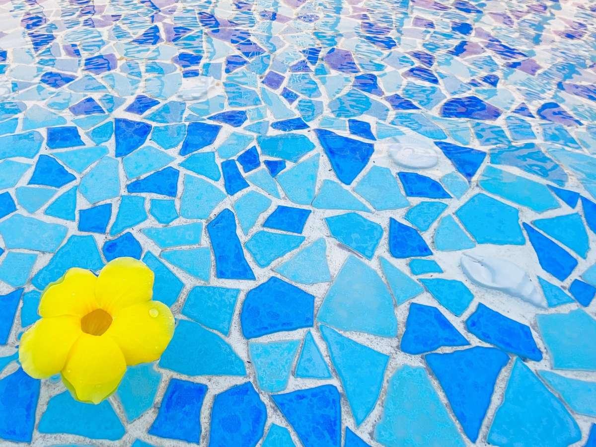 水深約5cmなので小さいお子様も安心して水遊びが楽しめます♪