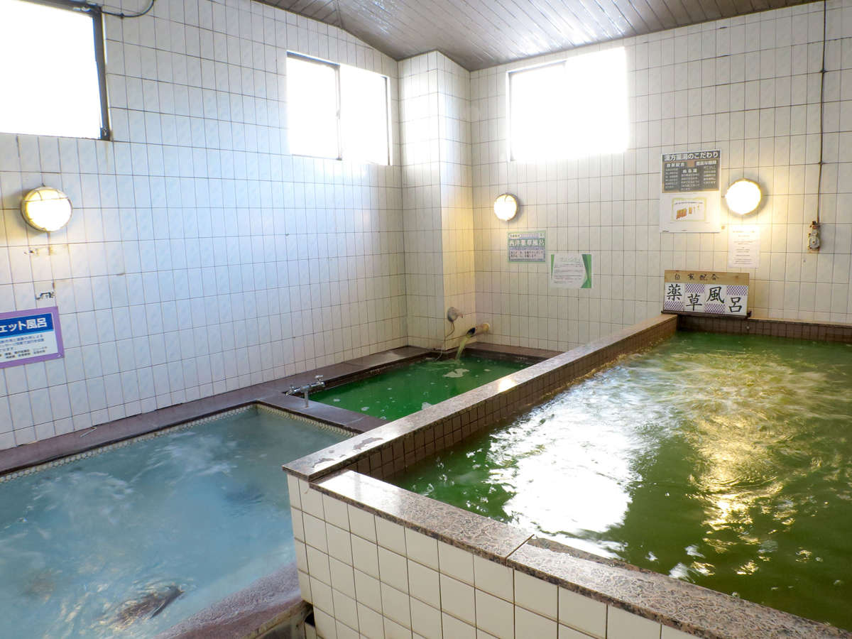 *大浴場(女湯)