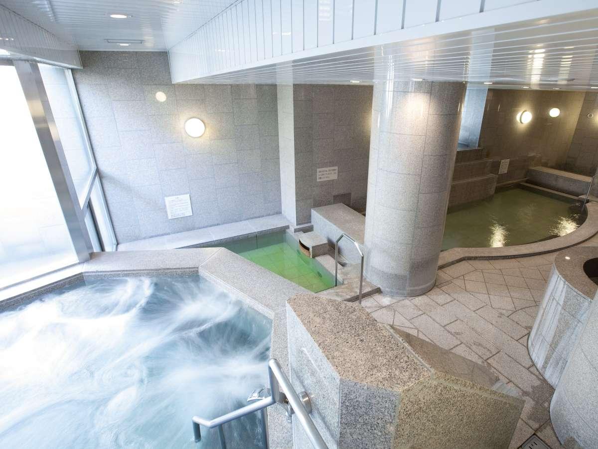 ■天然温泉/お部屋からパジャマで移動OK!