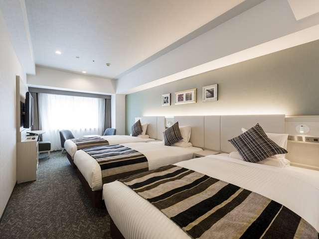 家族連れ必見!札幌市内で泊まれるおすすめホテル 20選