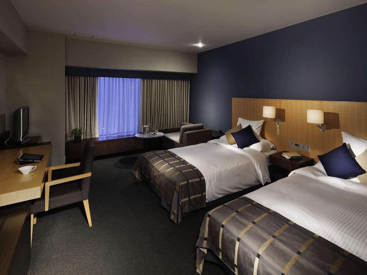 USJにぴったり!リーガロイヤルホテルで大阪を満喫!
