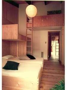 木のぬくもりあふれるお部屋
