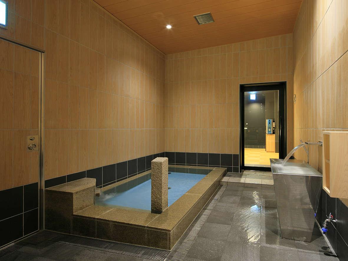 男性スカイスパ 水風呂