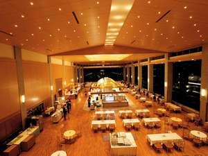 北海道の旬が並んだカフェテリアブッフェレストラン