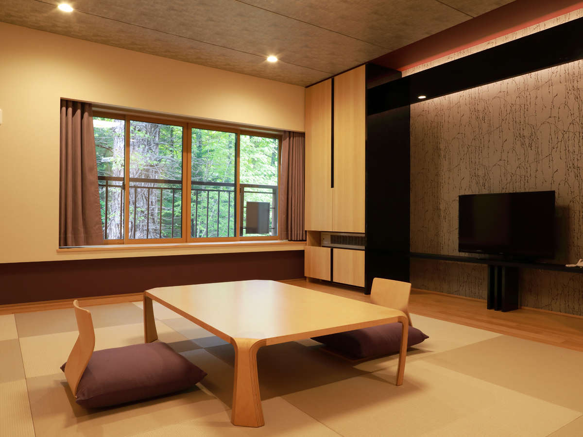*お部屋一例/琉球畳風のゆったり和室