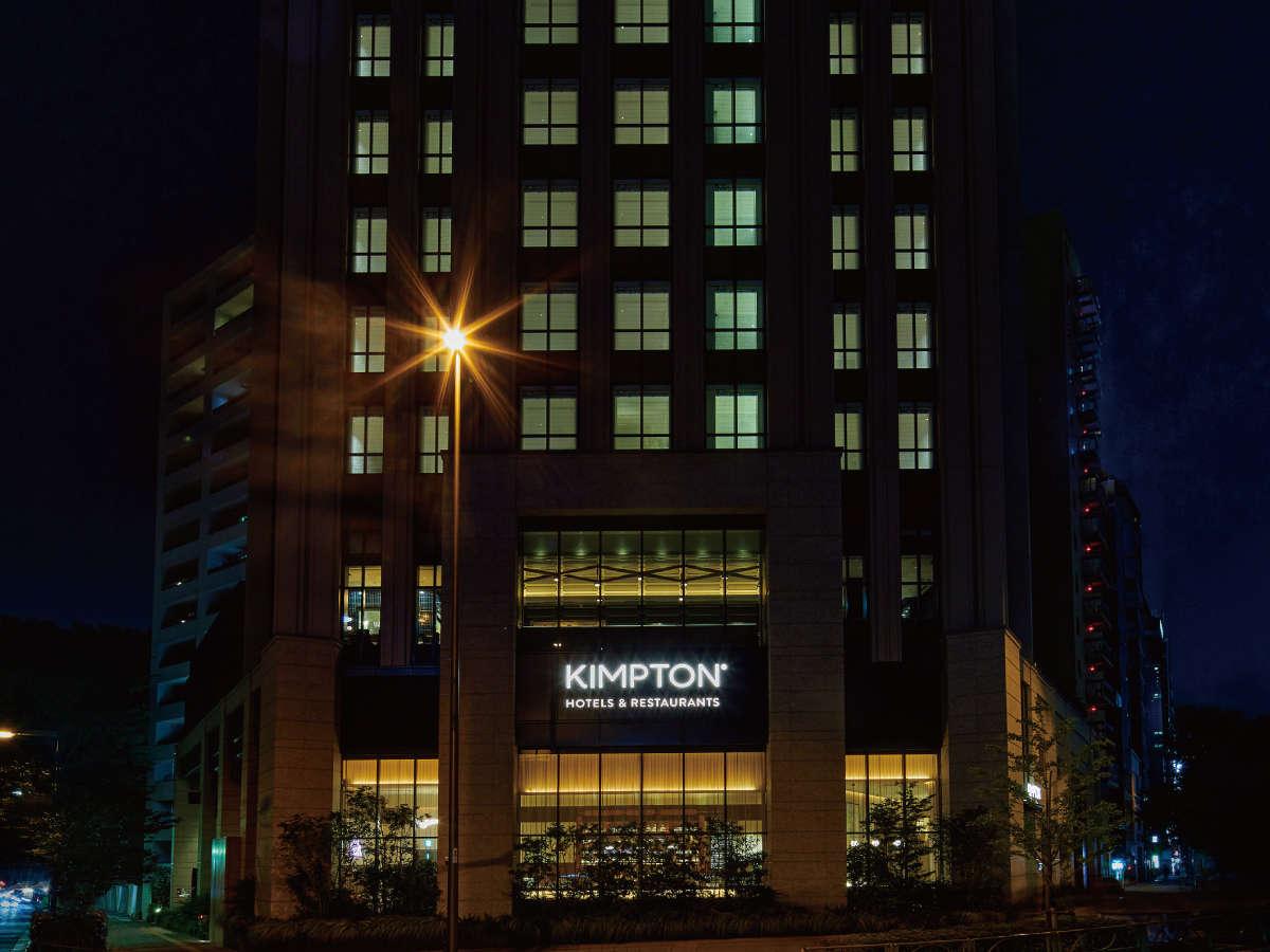 キンプトン新宿東京の画像