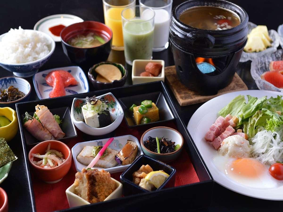 朝食※写真はイメージです