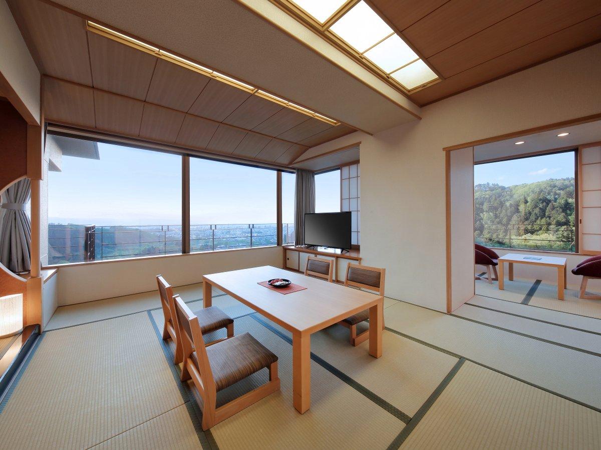 2019年リニューアル<タワー館和室(7階以上)>一例