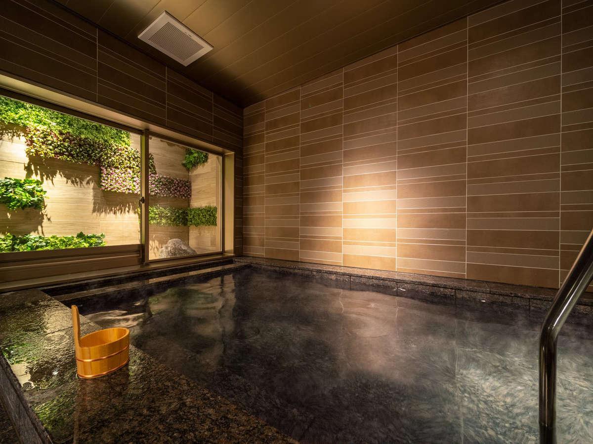 天然温泉ひなたの湯。全国的にも珍しい「アルカリ性単純硫黄冷鉱泉」でとろとろ美肌の湯をお楽しみ下さい!