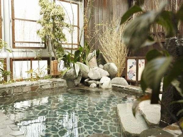 ■女性大浴場 ~露天風呂~