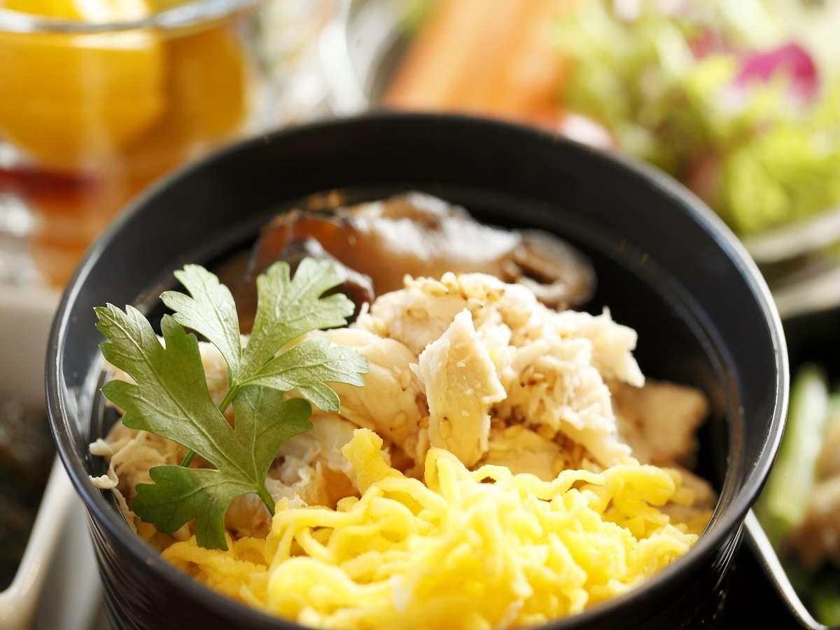 ☆★奄美の名物料理鶏飯【けいはん】熱々のスープをかけてお召し上がりください☆★