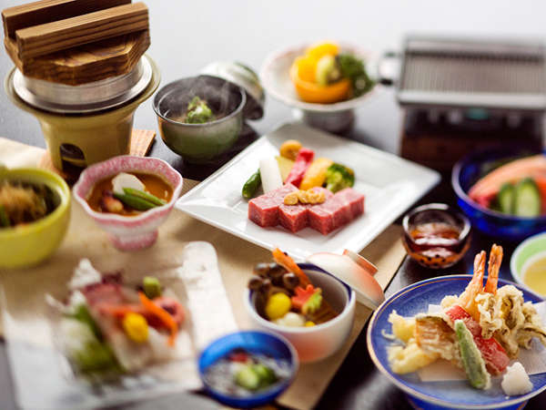 """【お手軽プラン】 鮮魚のお造りから季節の食材まで """"リーズナブルに"""" お楽しみ♪"""