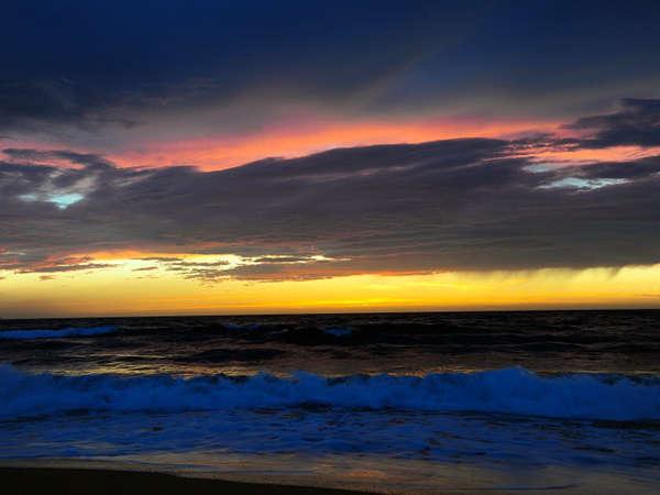 【日本の夕日百選】 まるで絵画のような美しさです