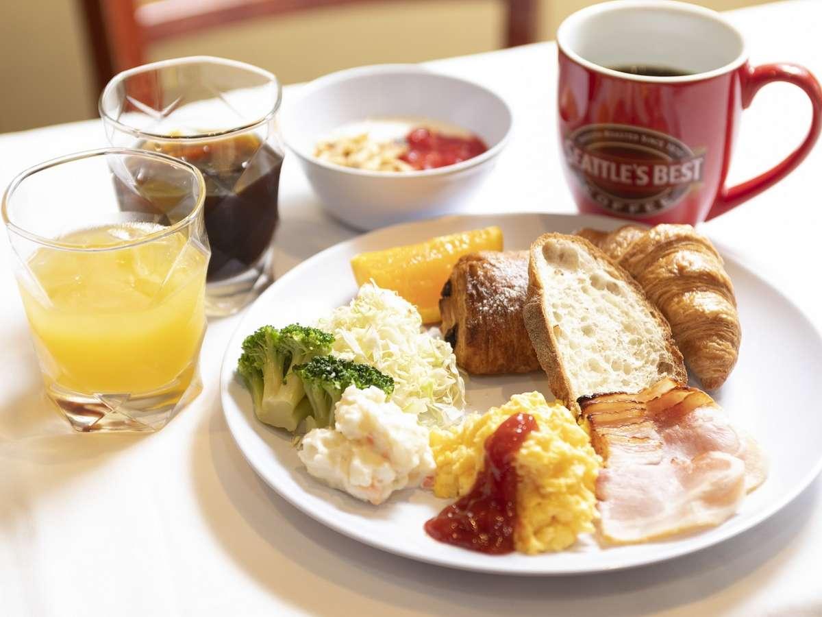 ■朝食バイキング①