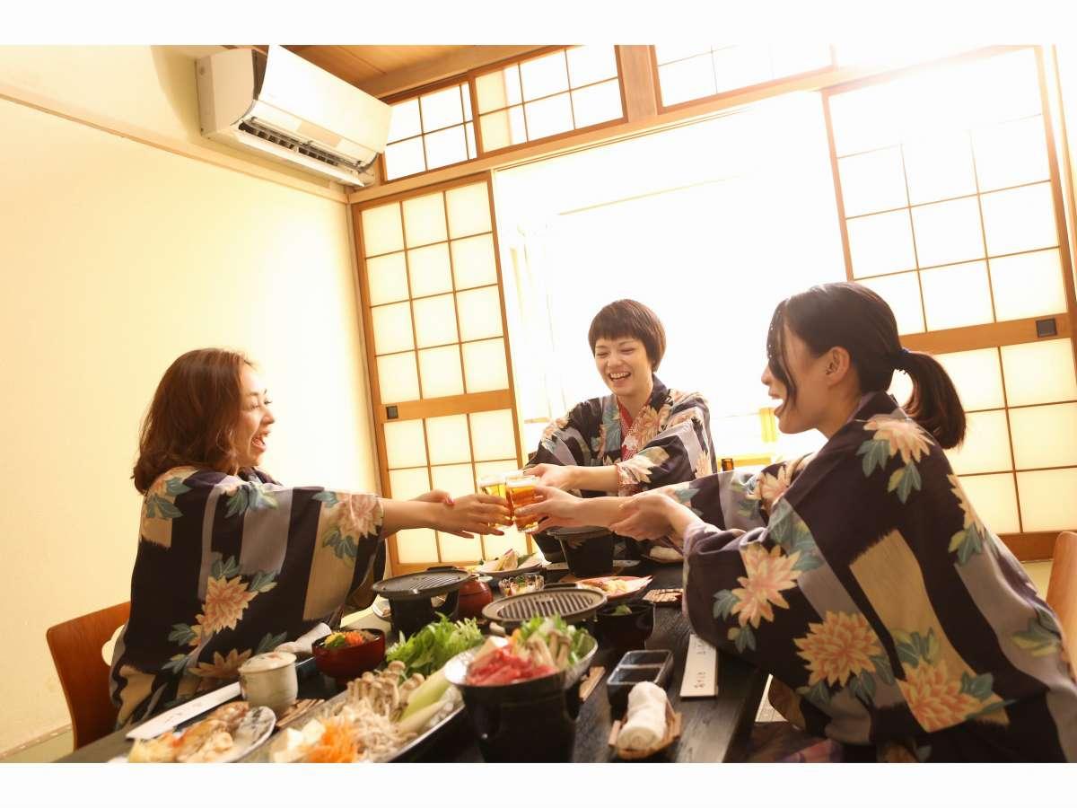 女子会~楽しくお部屋食~