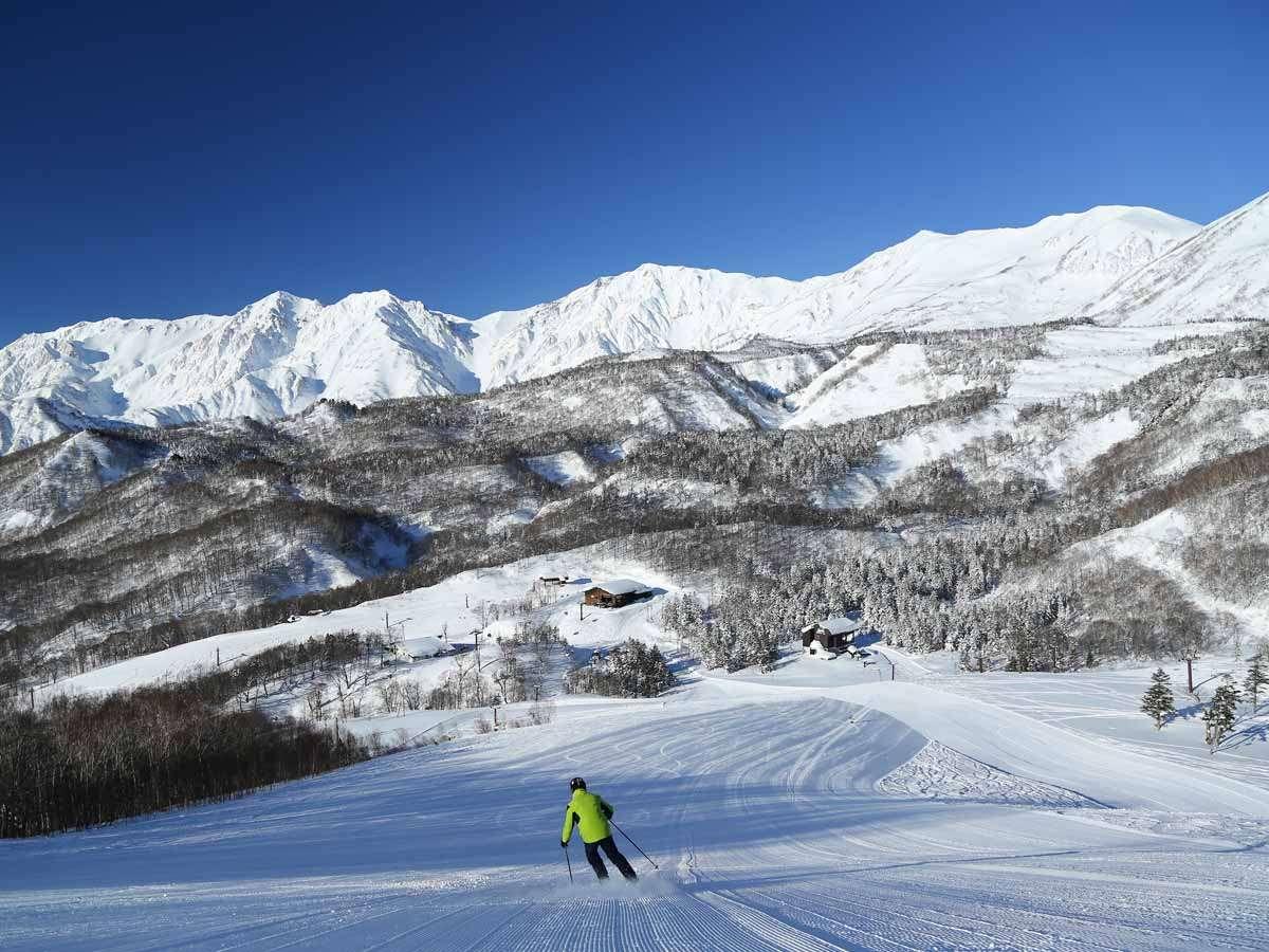 *[スキー&スノーボード]栂池高原スキー場徒歩5分