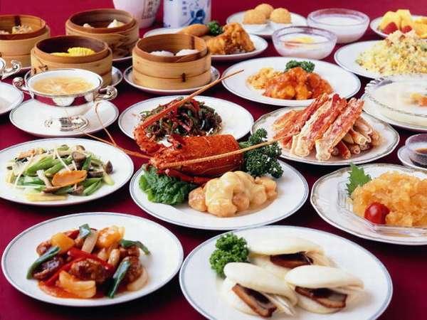 中国料理「桃李」 料理例