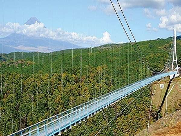 ■三島スカイウォーク(箱根西麓・三島大吊橋)