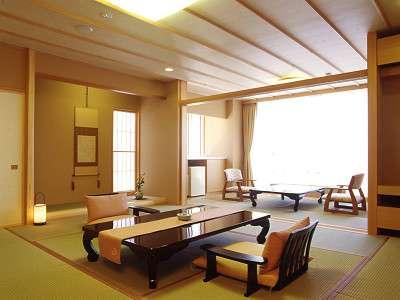 新館「雲松庵」客室一例