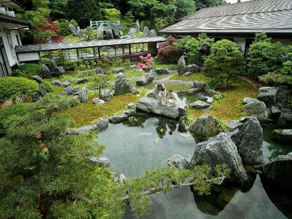 翠天上の庭園