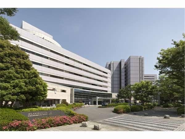 日本最大級のサイエンスパーク「かながわサイエンスパーク」内のホテルです。