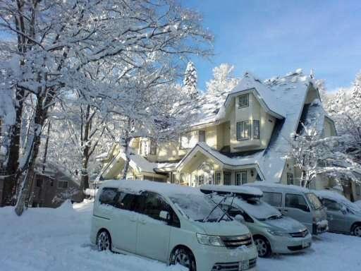 雪のボナール