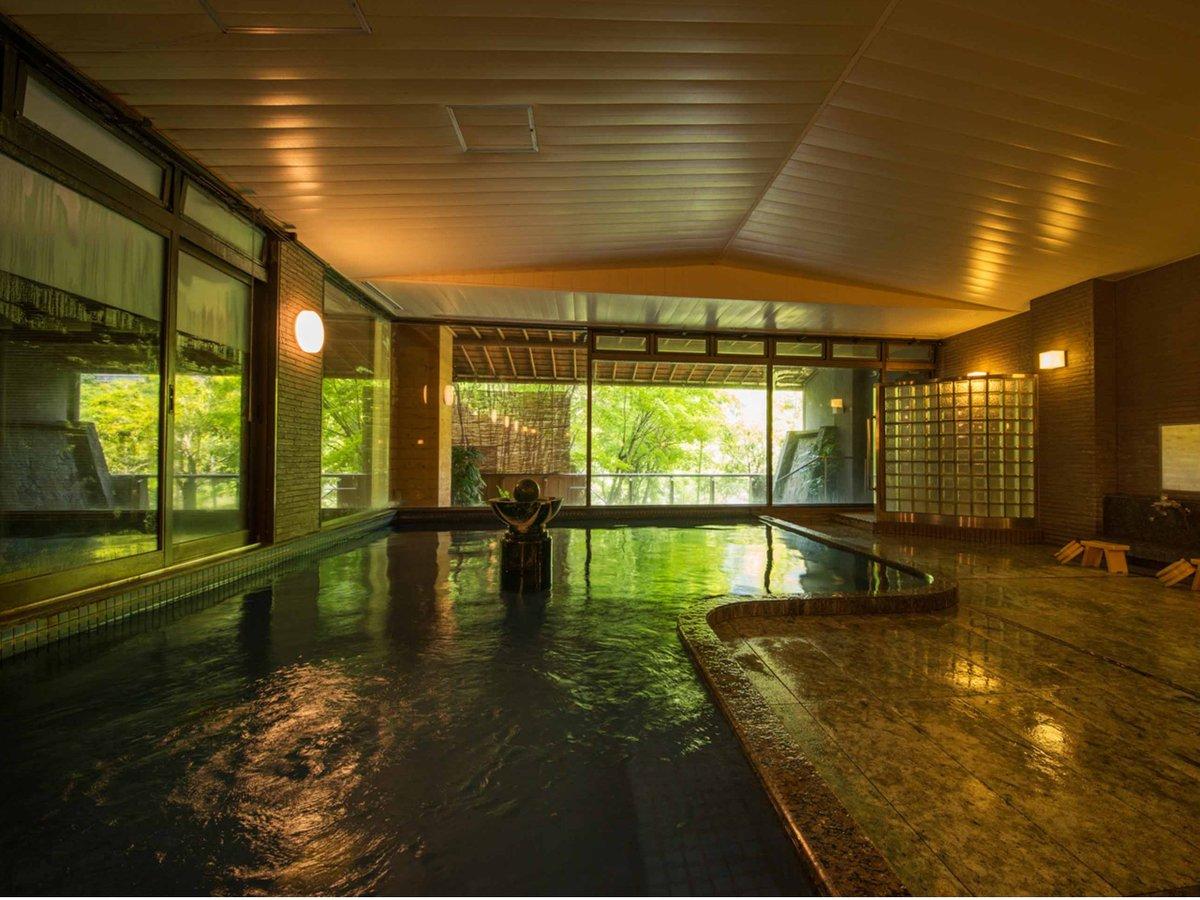 ☆【大浴場】と~ろとろの下呂の湯をお楽しいください