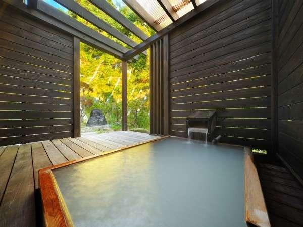 【限定1室~別邸雛蔵~】鳥の囀りや川のせせらぎの自然の音との対話を愉しむ