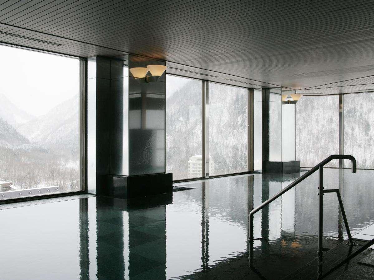 【新館】16階展望風呂「星天」
