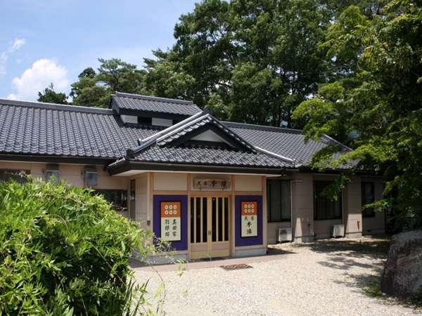 【本陣】は、真田幸村の子孫、真田伯の別荘であった事から名づけられた宿。