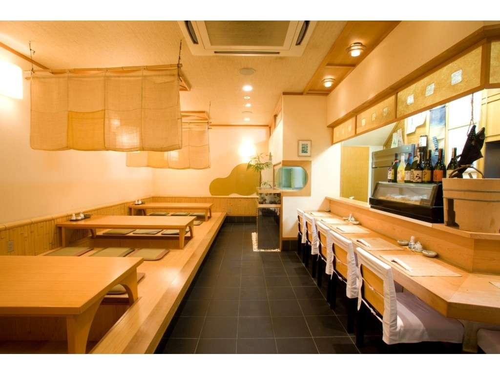 割烹・居酒屋「風雅」鳴門の美味しいものをリーズナブルに楽しめます