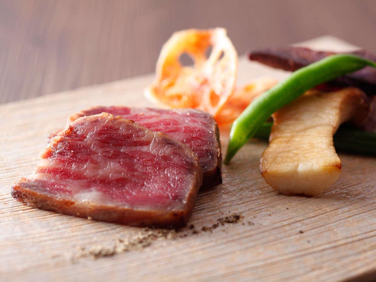 淡路牛のロースト(料理イメージ)