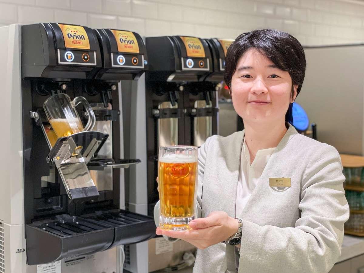 【無料特典】毎日10~22時までオリオンビール・泡盛・フリージングハイボール、アイスが食べ飲み放題!