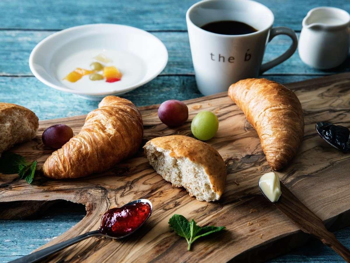 <朝食イメージ>ヘルシーな朝食で爽やかな1日をスタート