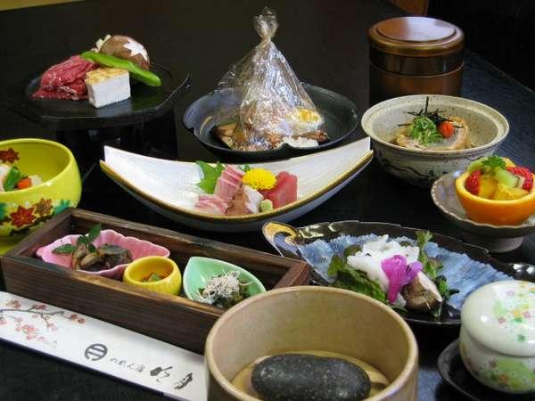 四季山菜郷土料理