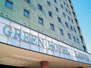 角田唯一のビジネスホテルです。
