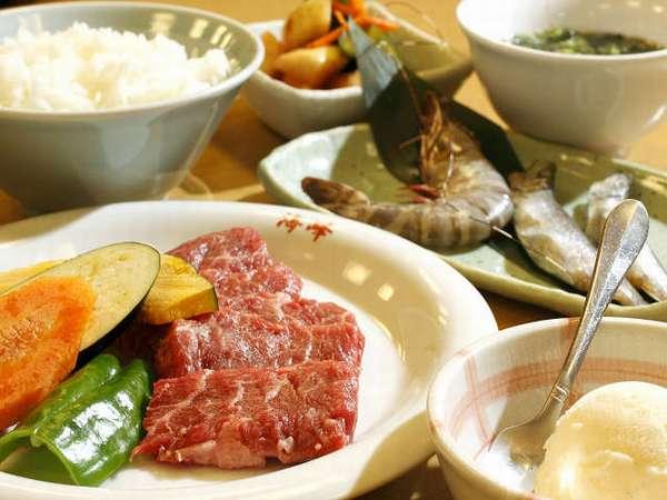 【海峰】二食付きプランの選べる夕食 一例