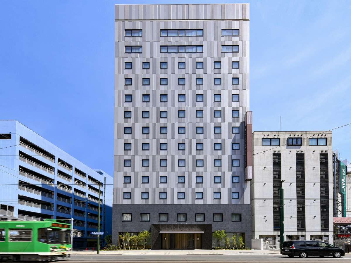 ベッセルホテルカンパーナすすきの外観