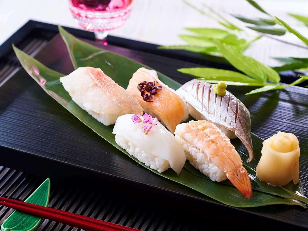 【★2021夏の料理フェア★】お寿司5種※イメージ