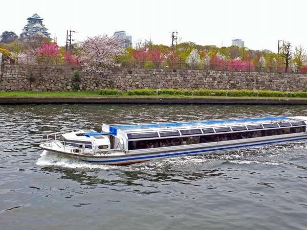 【大阪観光】水上バス、「アクアライナー」―水都散策!